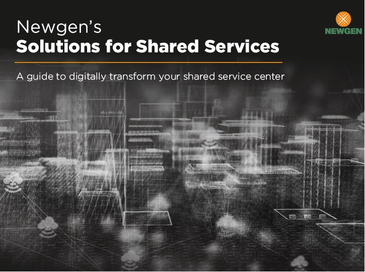 eBook: Newgen's Solutions for Shared Services