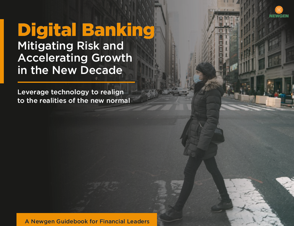 eBook: Digital Banking; Mitigating Risk and Accelerating Growth in the New Decade