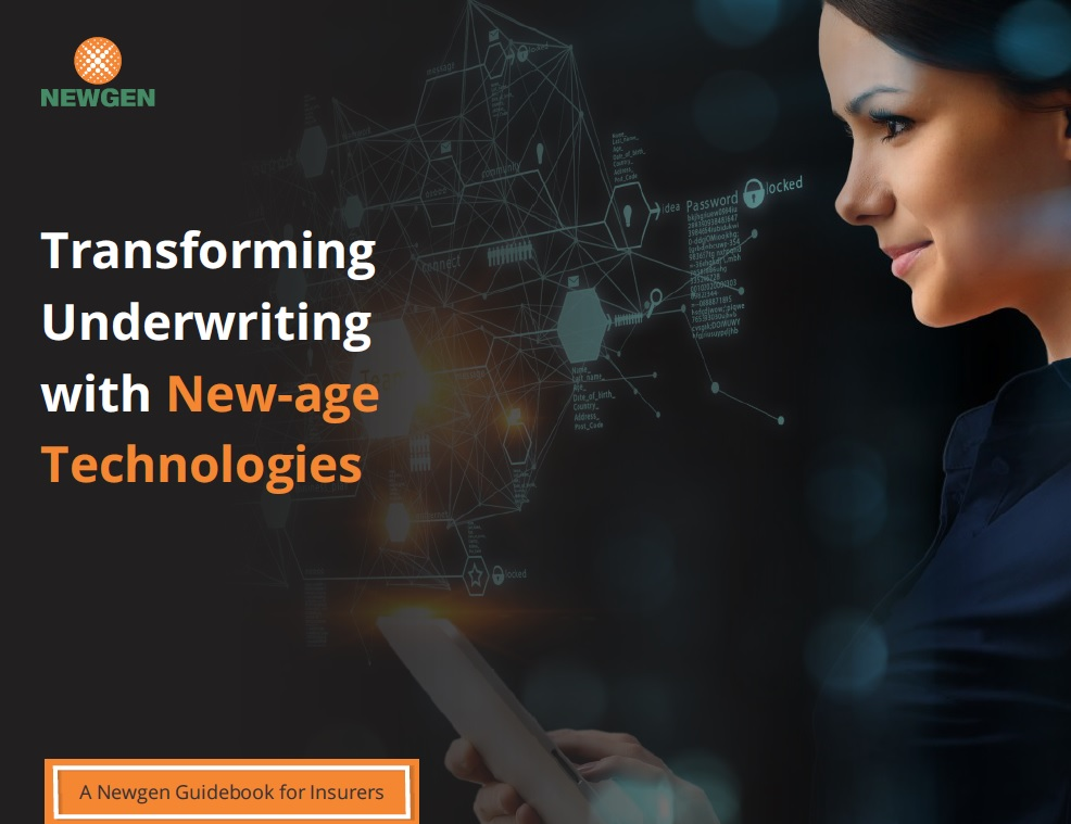 Whitepaper: Transforming Underwriting with New-age Technologies