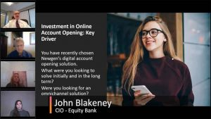 Video: Discussing Newgen's Digital Account Opening Solution with Equity Bank, Kansas