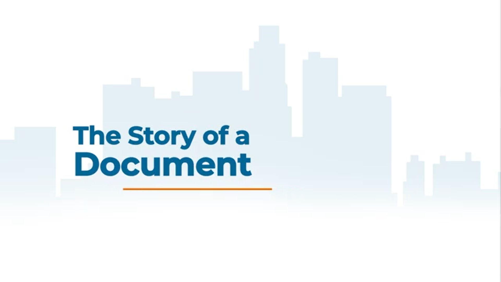 Document-centric Process Automation Software - Document-centric Process Automation