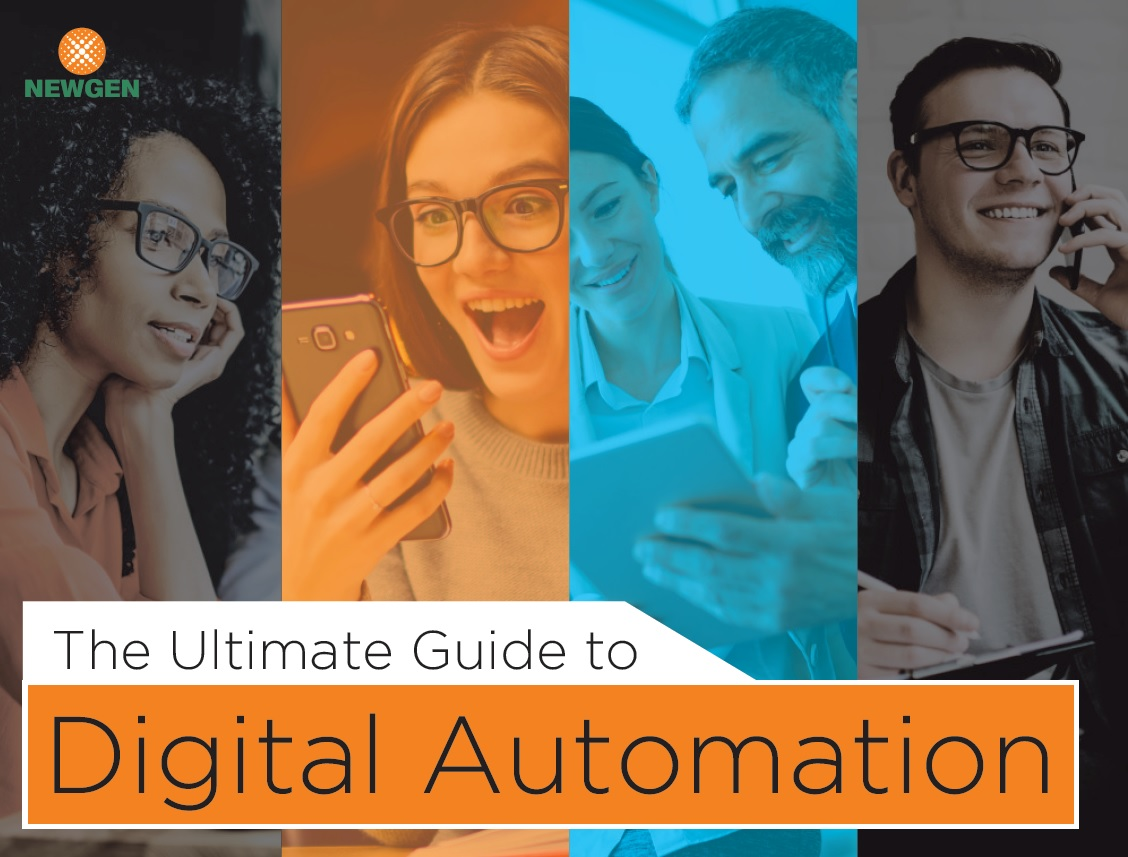 eBook: The Ultimate Guide to Digital Automation