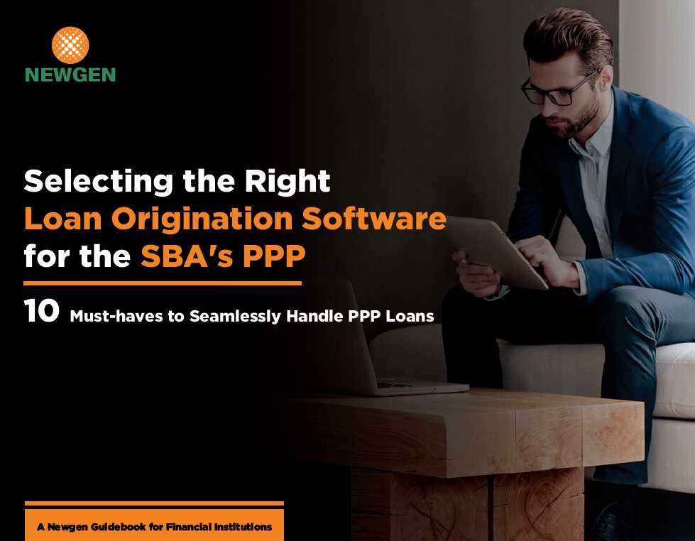 eBook: Selecting the Right Loan Origination Software for the SBA's Paycheck Protection Program (PPP)