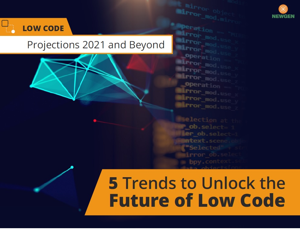 eBook: 5 Trends to Unlock the Future of Low Code