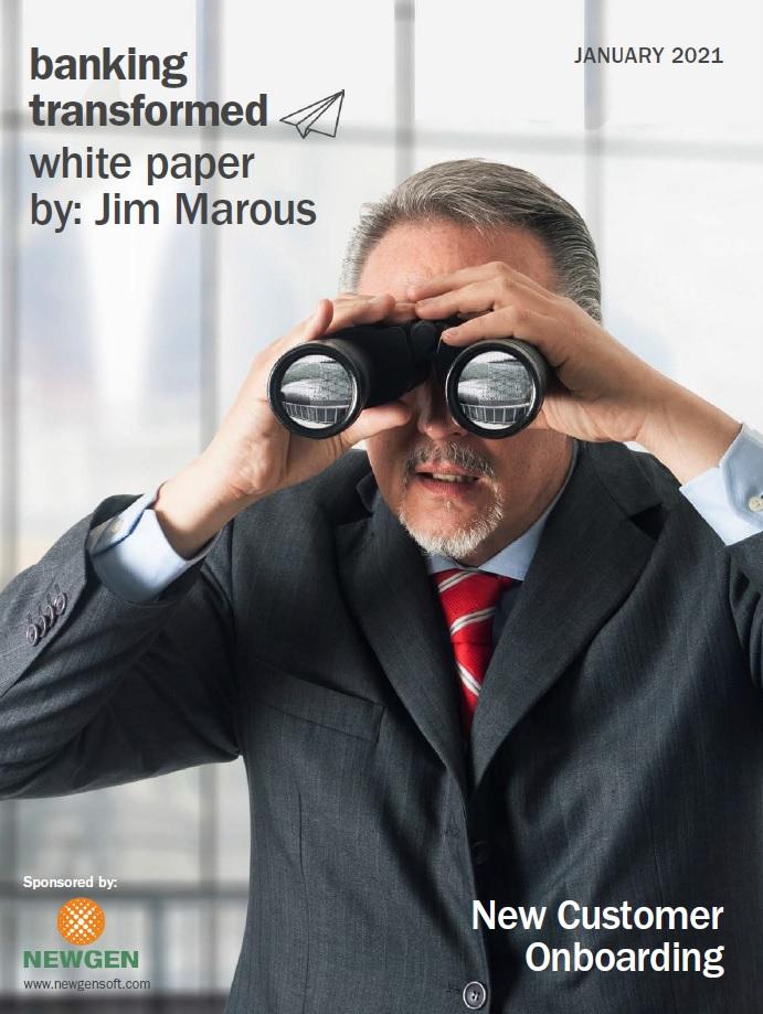 Whitepaper: New Customer Onboarding