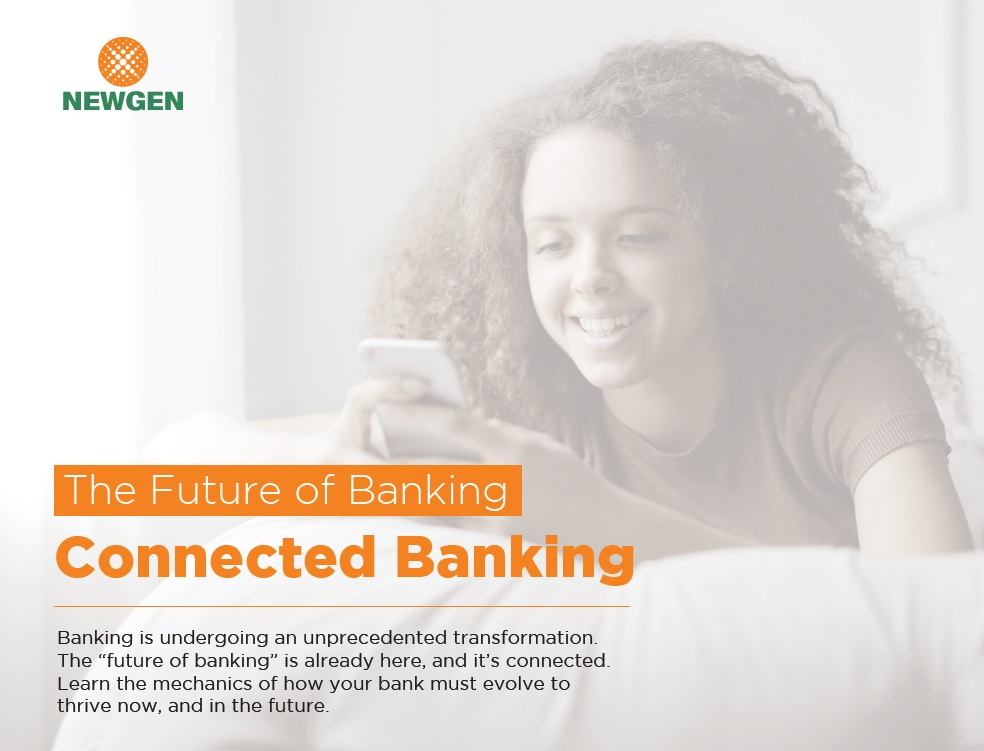 eBook: The Future of Banking; Connected Banking