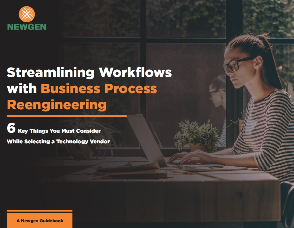 eBook: Streamlining Workflows with Business Process Reengineering