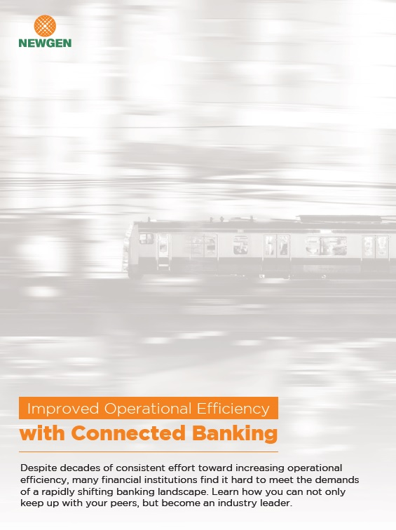 Whitepaper: Improved Operational Efficiency with Connected Banking