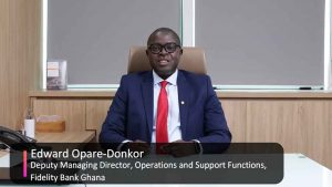 Video: Fidelity Bank Ghana Accelerates Digital Initiatives, Improves Productivity with Newgen