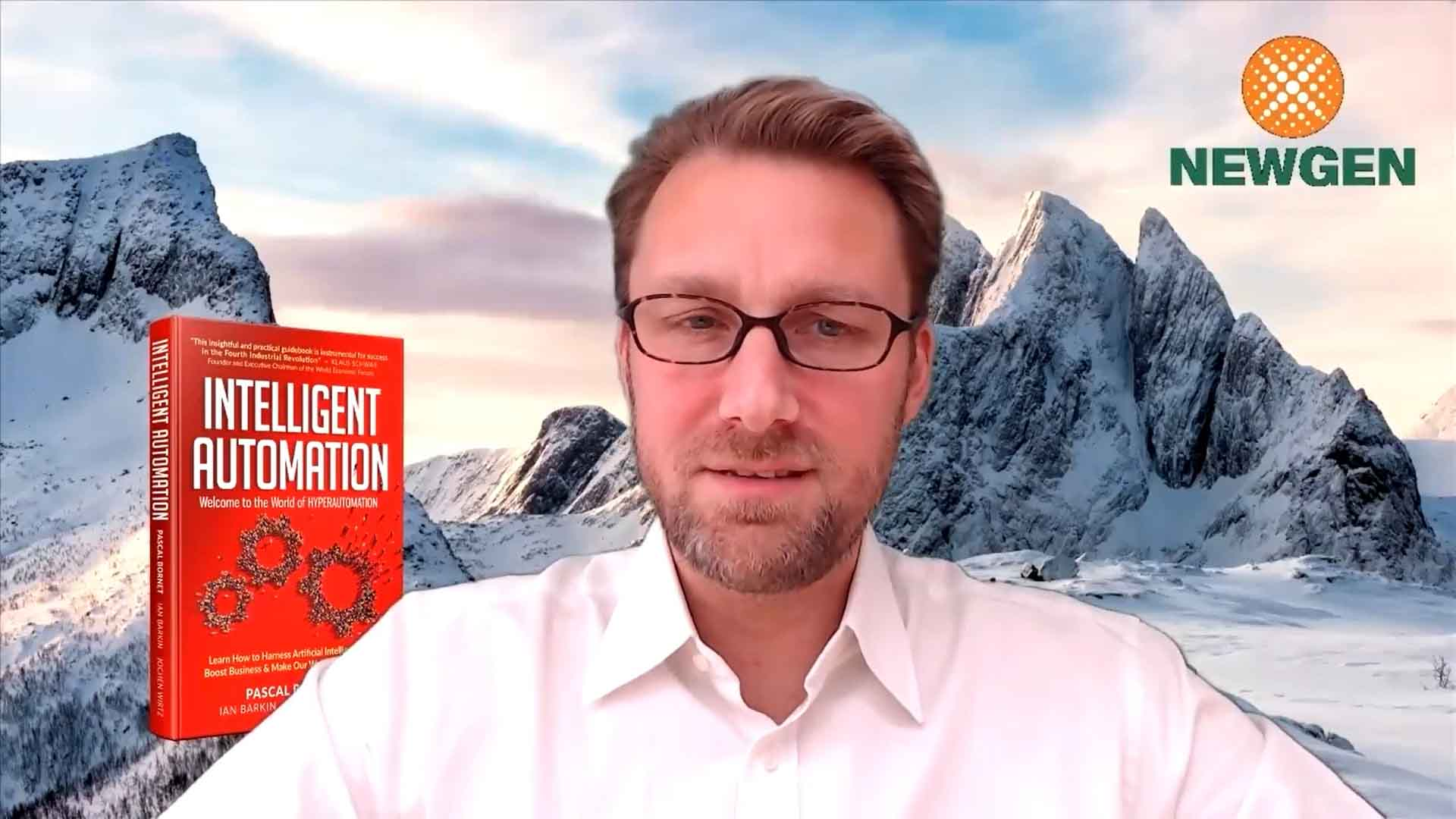 Intelligent Automation by Pascal Bornet - Low Code Process Automation