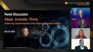 Video: Advia Credit Union on Embracing Transformation in the Financial Industry