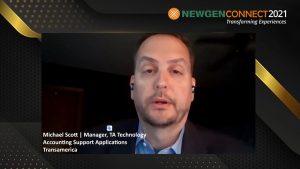 Video: Transamerica wins the 'Newgen Impetus Award'