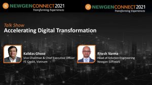 Video: Accelerating Digital Transformation, FE Credit