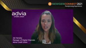 Video: Advia Credit Union wins the 'Newgen Innovation Award'