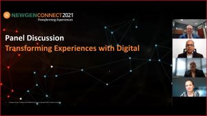 Panel Discussion: Transforming Experiences with Digital