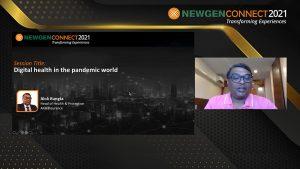 Video: Digital Health in the Pandemic World, AXA Insurance