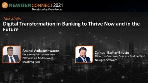 Video: Digital Transformation in Banking to Thrive Now and in the Future by Anand Venkateshwaran