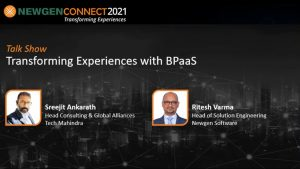 Video: Transforming Experiences with BPaaS, Tech Mahindra