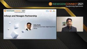 Video: Infosys Digital Experience and Newgen Partnership